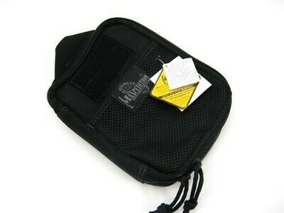 Maxpedition Black Fatty Pocket Organizer Carry Pouch Bag 0261B