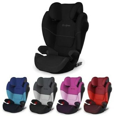 Cybex Children Car Seat Solution M FIX Sl Choice of Colours New