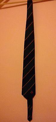 Bgc Golf Club Official Green Stripe Club Tie Gelfer Club Tie Specialists Vgc