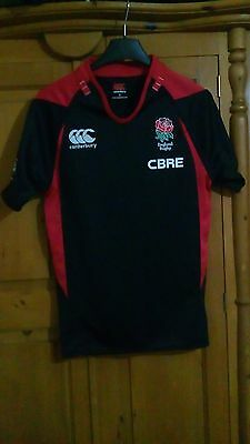 Canterbury England  Rugby shirt  for men size S