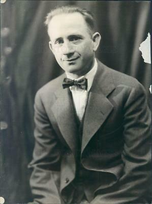 1926 Press Photo Cleveland OH Jim Lavery - ner26725