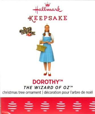 "Hallmark 2017 Dorothy Miniature Limited Edition Ornament ""The Wizard of Oz"""