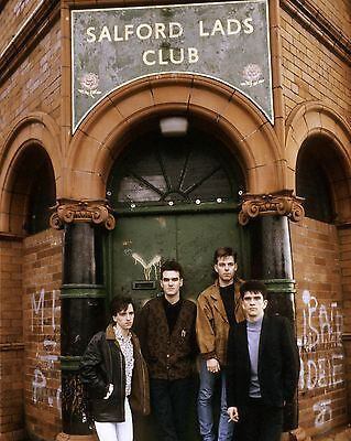 "The Smiths 10"" x 8"" Photograph no 9"