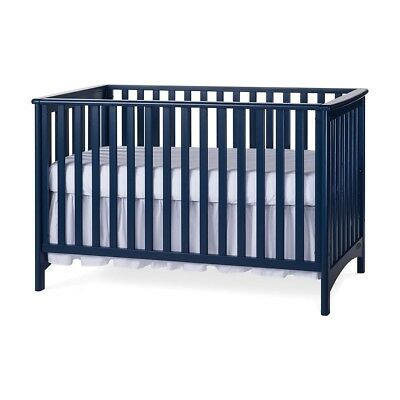 Child Craft 3-in-1 Convertible Crib London Colours, Nautical Blue