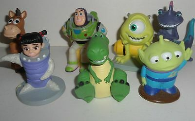No 146 // Monster Ag - Toy Story Figuren - 4-5 cm gross