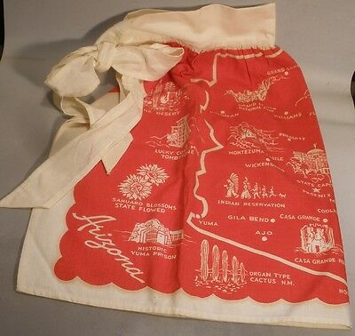 Souvenir Apron from Arizona