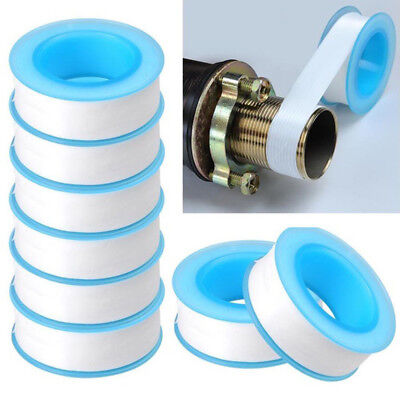 10pcs Roll High Quality Plumbing Fitting Thread Seal Tape For Water Pipe Useful