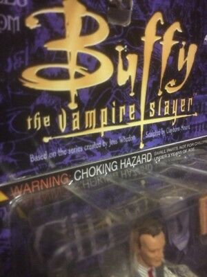 "Rupert Giles from Buffy the Vampire Slayer - 6"" Figure"