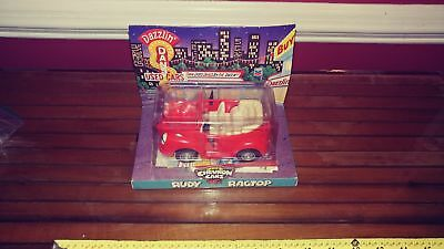 BDD) The Chevron Cars RUDY RAGTOP #15 in series RED New Package RETIRED 1999 VW
