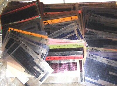 Kawasaki   Parts Catalogues  (Job Lot Of 201)  (Microfiche)