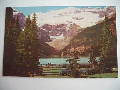 Lake Louise Banff National Park Canadian Rockies Canada Harmon Photos  Postcard
