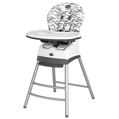 Chicco Polly Stack High Chair - Oyster