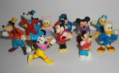 No 008 //10 Disneyfiguren 4 cm gross