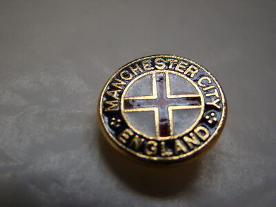 Manchester City  Football Club. Lapel Badge