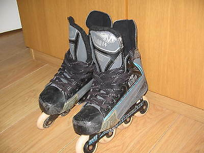 Size 37.5  ( Uk 4.5) Mission Axiom A4 Roller Skates
