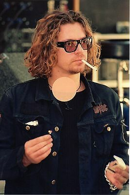 Inxs Michael Hutchence 12 - 4X6 Color Photo Set #15A