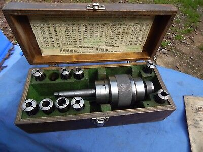 Vintage No.2 Saftap set. Alfred Herbert Ltd with Box
