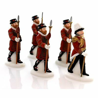 Dept 56 Dickens Village ~ Yeomen of the Guard ~ Mint In Box 58397