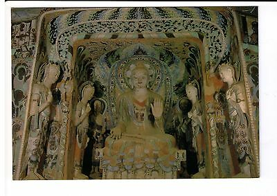 Postcard: The Fresco Of Dunhuang, China