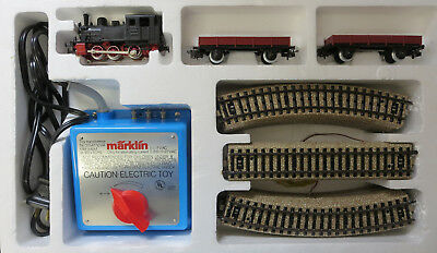 MÄRKLIN 0967 Freight Set w/Track and Transformer HO