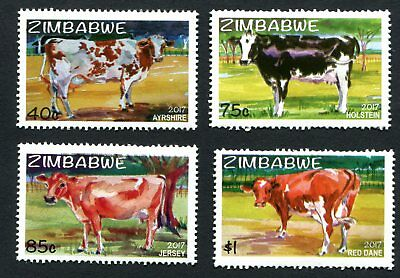2017 ZIMBABWE  - EXOTIC DAIRY COWS new  - 22nd AUGUST 2107