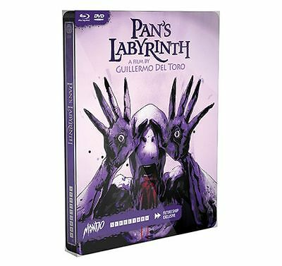 Pan's Labyrinth Mondo X SteelBook NEW!!-FREE SHIPPING