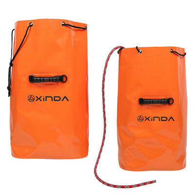 Rock Climbing Rope Cord Sling Gear Bag Shoulder Straps Backpack Outdoor Camping