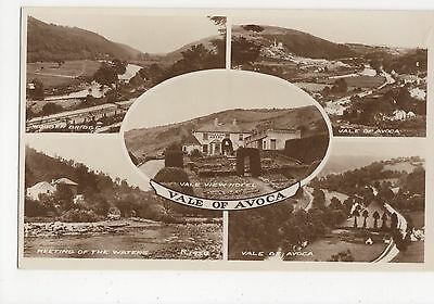 Ireland, Vale Of Avoca RP Postcard A612