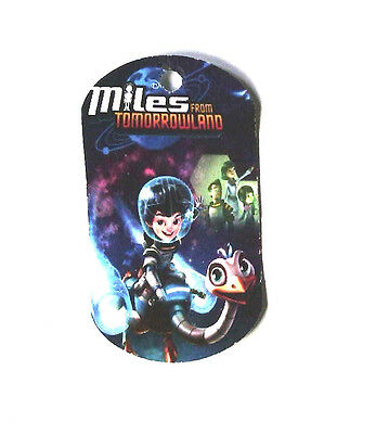 Miles Space - 8 Paper Dog tags- Party Favor Loot Christmas Toys Prizes tag