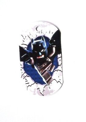 Heroes - 8 Paper Dog Gift tags- Party Favor Loot Blocks Toys Prizes tag