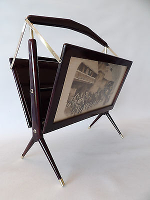 Vintage Italian Magazine Rack by Ico Parisi ca.1955 - Top condition!!