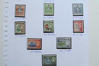 XL2943: Jamaica Mint 'Independence' Stamps (1962)