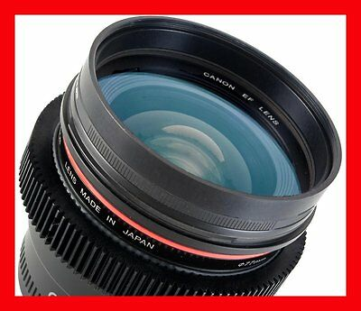 @ Pro FRONT Step Up RING 77 77mm -> 80 80mm O.D. for LENS to MATTE BOX Duclos @
