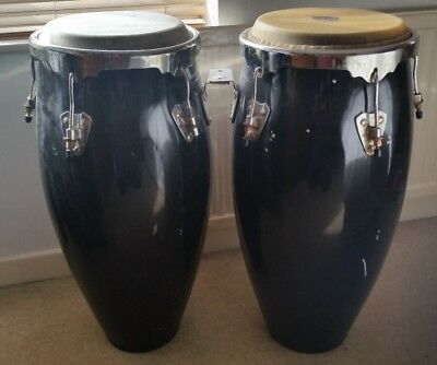 Pair of Congas 10 and 11 inch heads