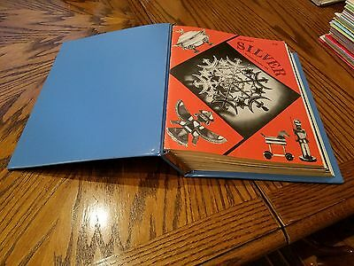 Silver Magazine COMPLETE Years 1973 & 1974 with Binder  RARE!!!  12 issues!!