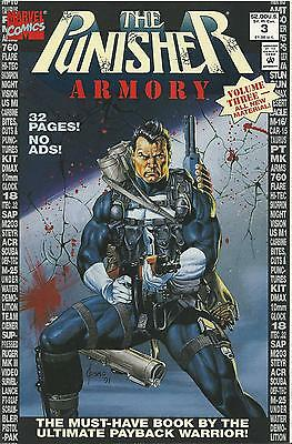 Punisher Armoury #3 (Marvel)  1992