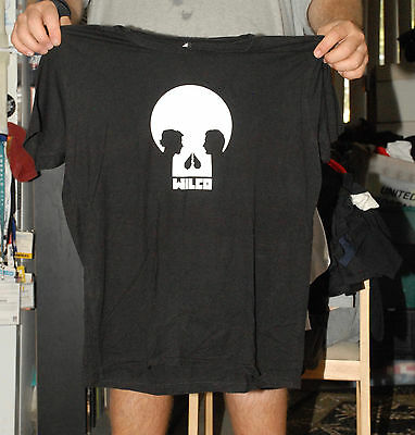 Wilco Band T Shirt Skull Hipster Art Medium Made In Turkey Mint- Jeff Tweedy