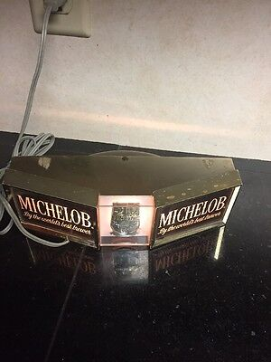 Vtg Michelob Light Display Sign Register Top?