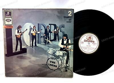 The Lords - The Lords II Shakin' All Over GER LP 1966 /5