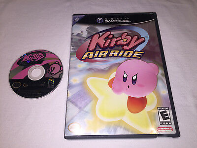 Kirby Airride (Nintendo GameCube) Original Release Game in Case Excellent~