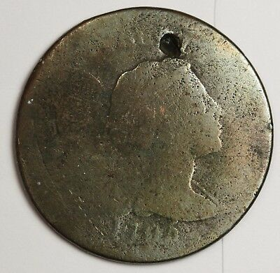 1795 Large Cent.  Circulated.  116658