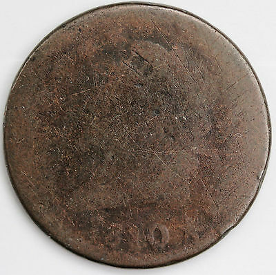 1810 Large Cent.  Full Date.