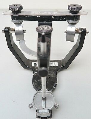 HANAU 010885 Teledyne Water Pik 35949-4 Dental Semi Adjustable Articulator nocas