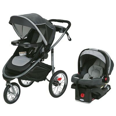 Graco Modes Jogger Travel System - Admiral