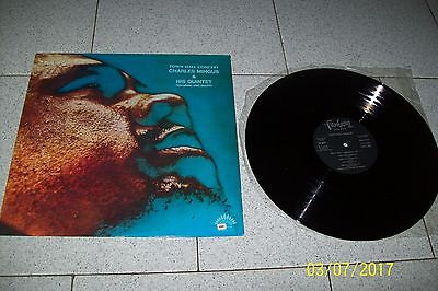 Charles Mingus And His Quintet Town Hall Concert Lp/ America Ami 6105/1970 Italy