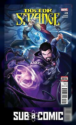 DOCTOR STRANGE #18 (MARVEL 2017 1st Print) COMIC