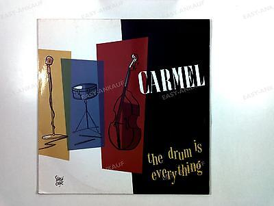 Carmel - The Drum Is Everything GER LP 1984 //7