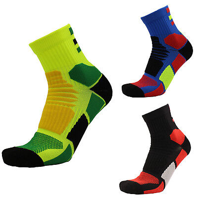 Men's Professional Breathable Thicken Towel Athletic Basketball Socks New Fad