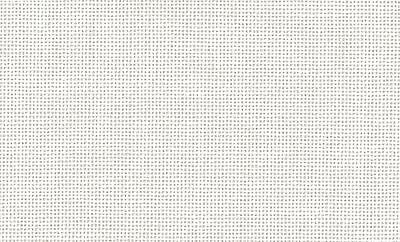 Zweigart 32 count Murano Lugana E/W Cross Stitch Fabric White 49x69cm