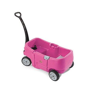Step2 - Wagon For Two Plus - Pink